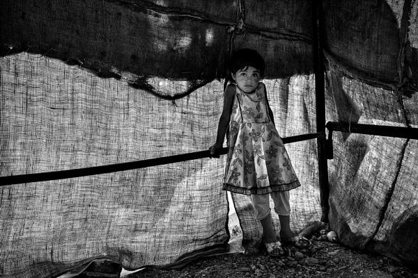 Little Girl Lost by david deveson