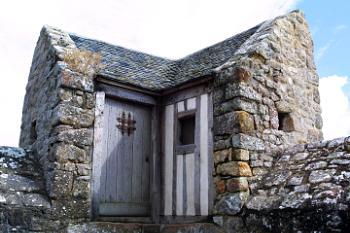 St Malo ramparts