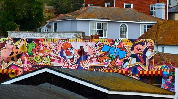 Fun Time In Hastings by JJGEE