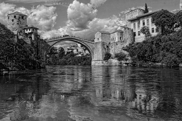 Stari Most (old bridge) by canoncarol