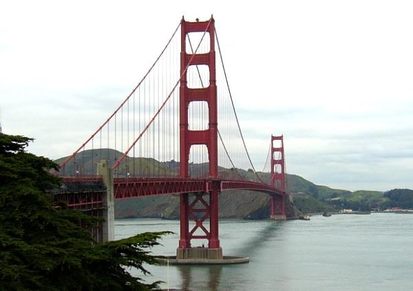 Golden Gate Bridge. San Francisco by Don20