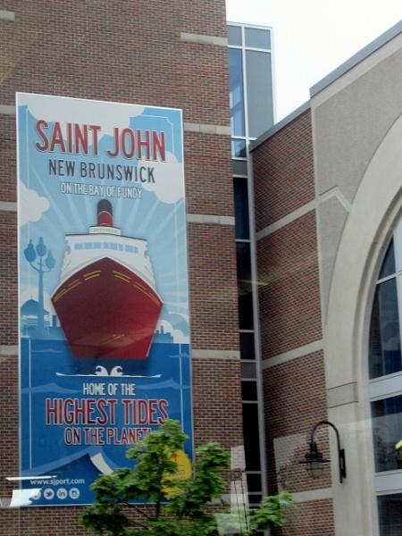 St John, New Brunswick, Canada by Don20
