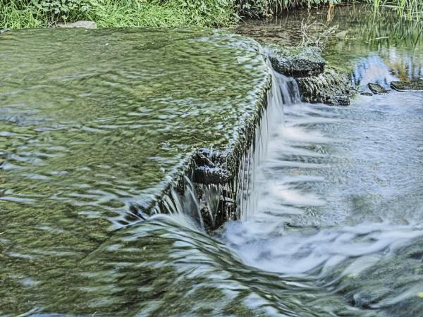 Little Waterfall by Bore07TM