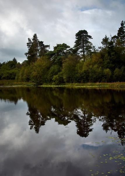 Hensol Lake by Meditator