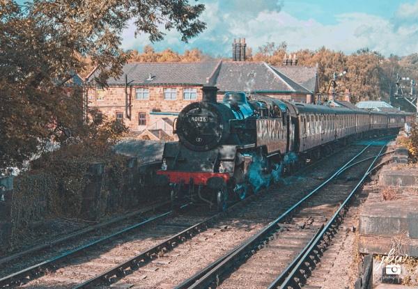 Grosmont Station by Jodyw17