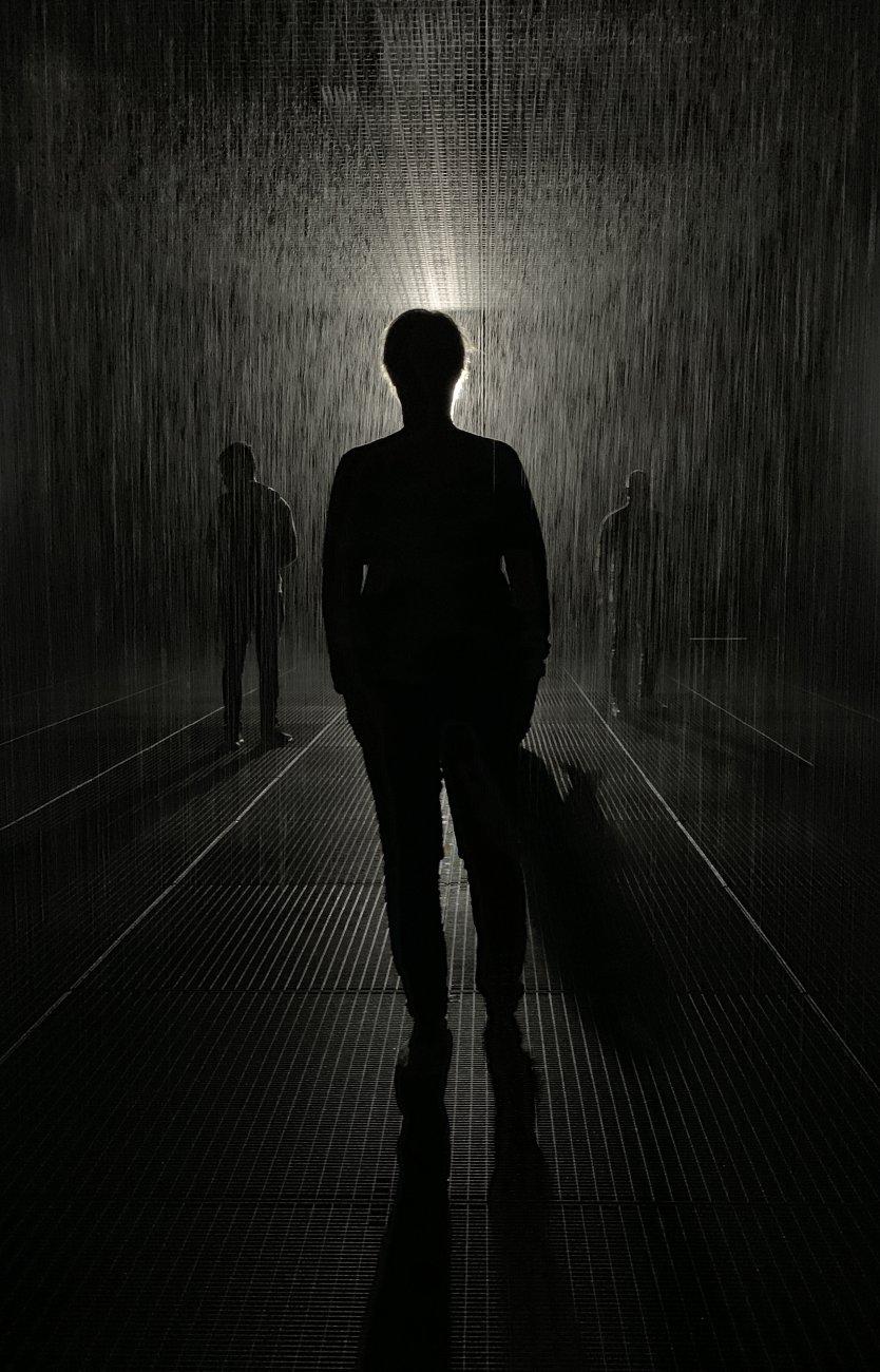 It is raining men
