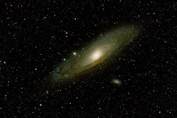 Andromeda Galaxy by jander01
