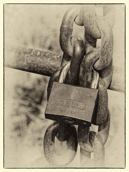 Locked Away by DaveRyder