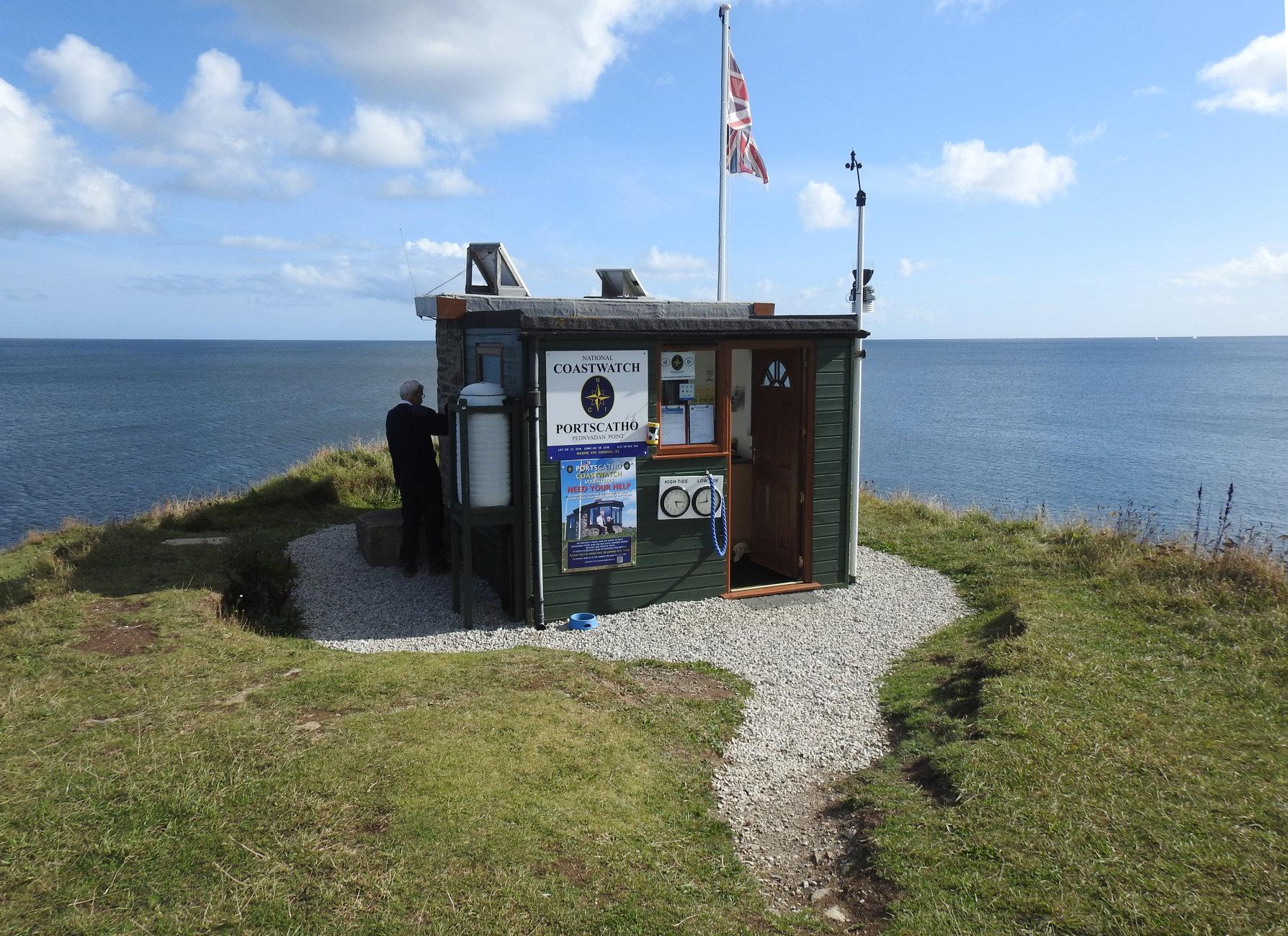NCI Portscatho Lookout Station