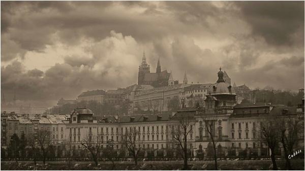 Moody Prague by cabbie