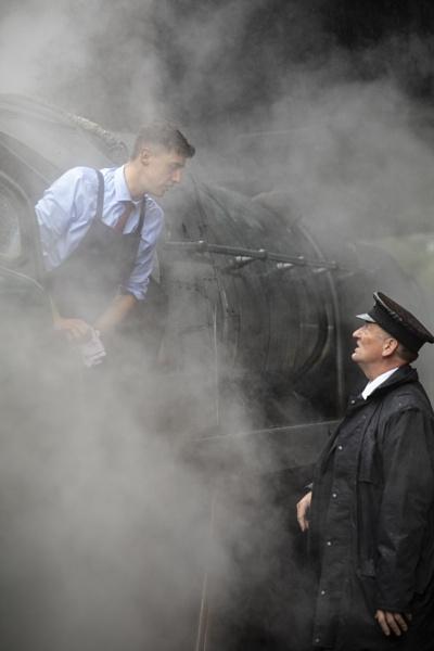 Conversation in steam by rontear