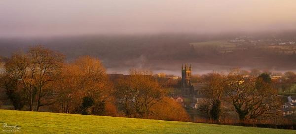 St Marys in morning light by GraceC