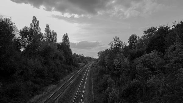 Railway Tracks by woodini254