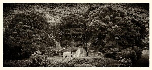Glendun Ruin, Glens of Antrim, Northern Ireland by digichromeed
