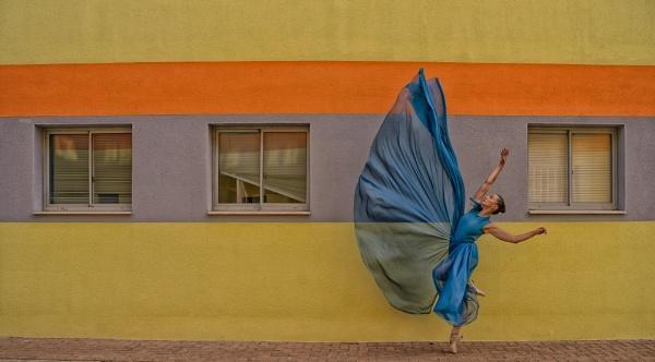 Blown By Dance by ubaruch