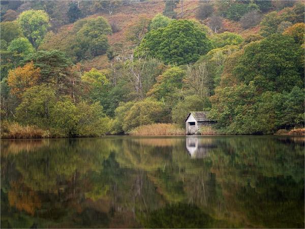 Rydal Boat House by Leedslass1