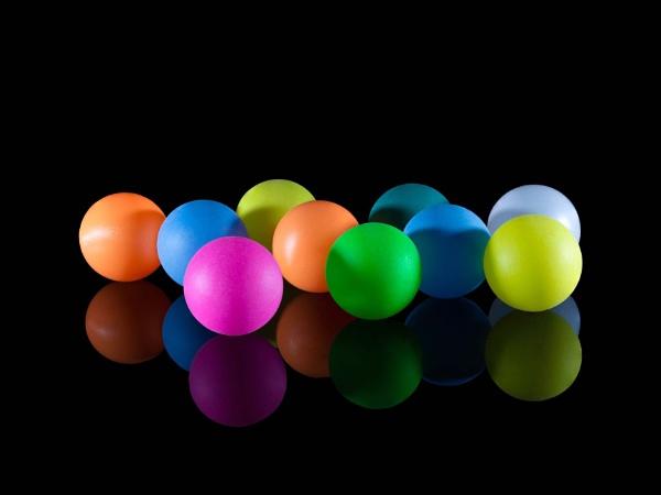 Ping Pong Balls by Wireworkzzz