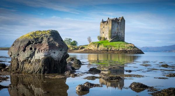 Stalker Castle by Billdad