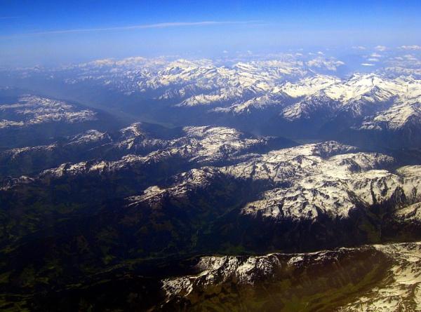 Alpes by riobom