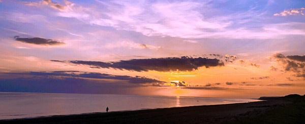 Seascale sunsets by Natz88895
