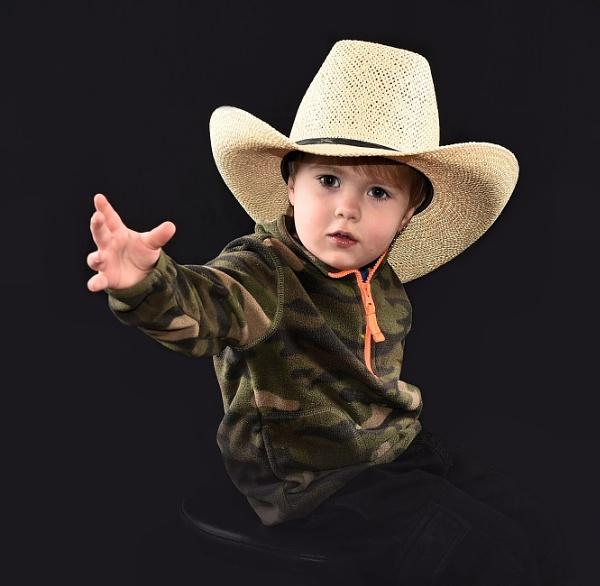 Ride\'em Cowboy by Gbloniarz