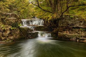 Lower Gushing Falls