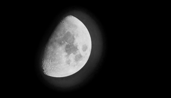 the moon by sparrowhawk