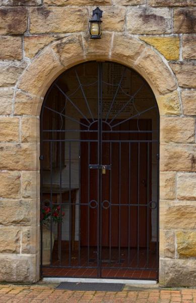 Door Way To The Past by lesliea
