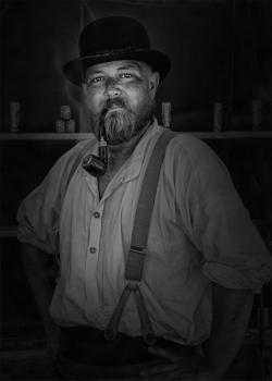 The Victorian Showman