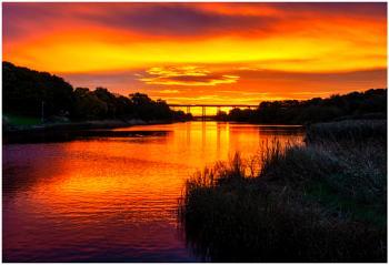Wansbeck Sunrise