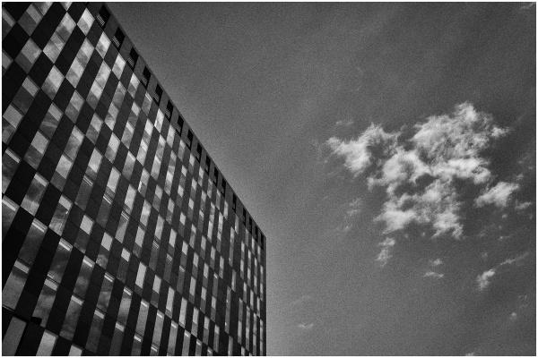 Cloud Building by RolandC