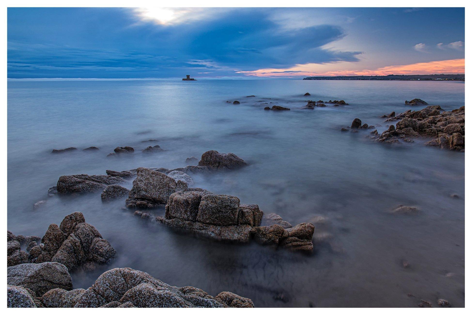 St Ouens Bay Sunset