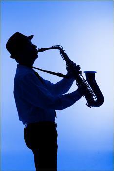 Blues Player