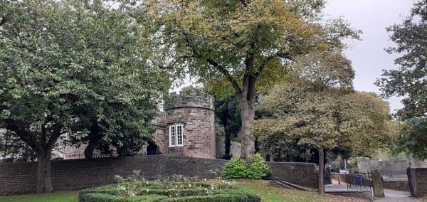Skipton castle by prin