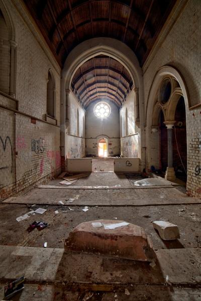 Abandoned. by stu8fish
