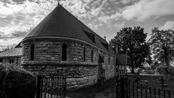 Church by woodini254