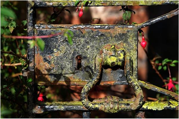 Garden Lock Revisited by johnriley1uk