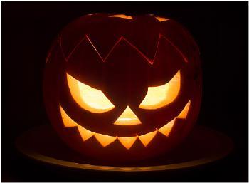 It's Nearly Halloween