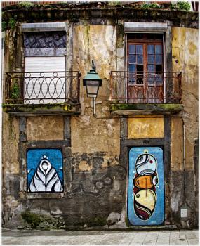 Graffiti and grunge 2