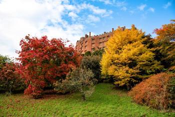 Autumn at Powis Castle