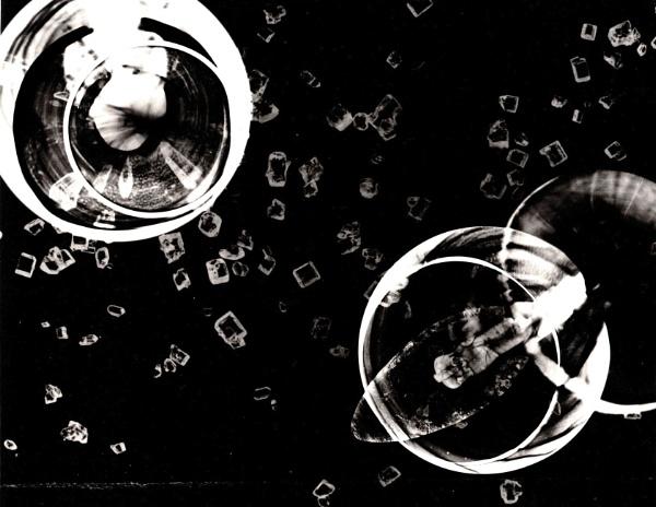 Sugar photogram by CanonRebecca22