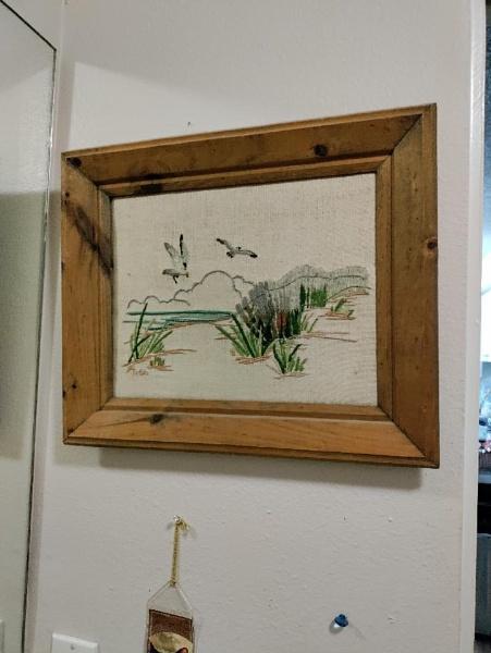 My Grandmother\'s Needlepoint by jarnold555