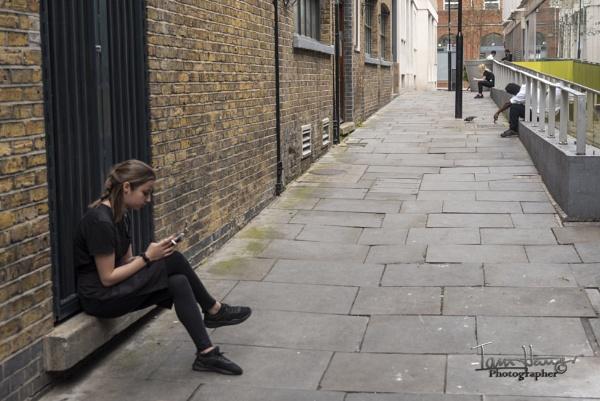 Socially distant by IainHamer