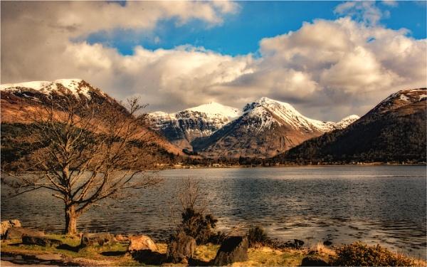 Loch Leven by dven