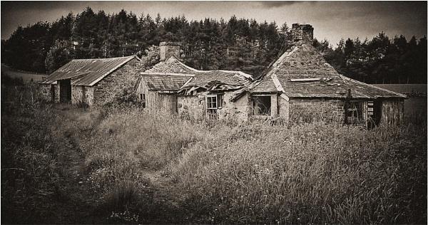 Rural Dereliction by MalcolmM