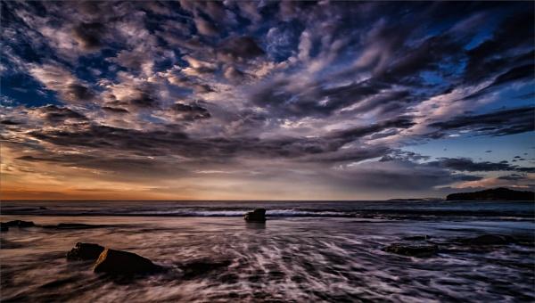 Big Sky Seascape by tvhoward950