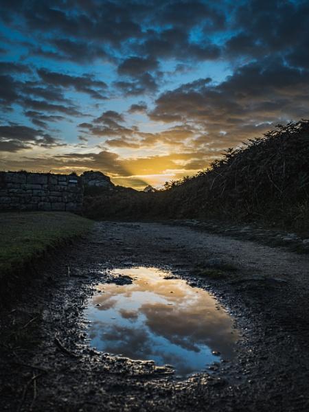 Garrison Reflections by JohnDyer