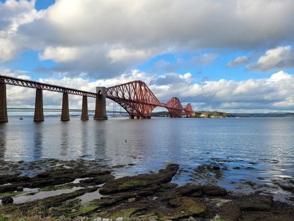 Forth Bridge by dwright