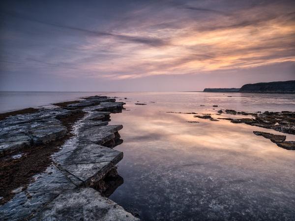 Sawtooth Sunset by RobboB