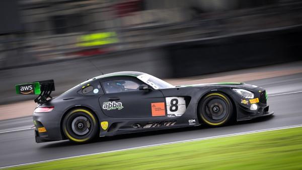 British GT3 by kelvin7
